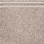 Hard Rocks grey stopnica prosta 33,3x33,3